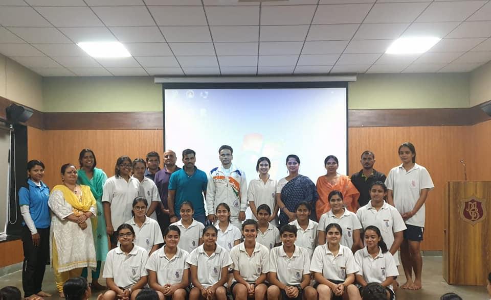 Workshop on Rajyog meditation by Dr. Jagbir Singh