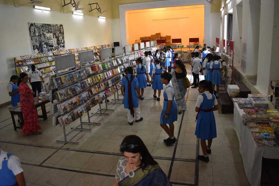 Grand book fair at MGD on 30th Sep. 2019 &1st Oct. 2019