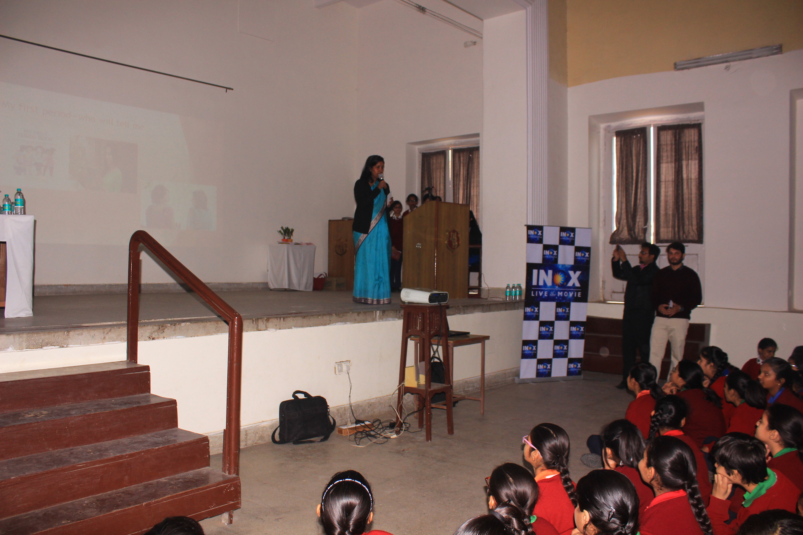 Talk by Dr Savita Bansal