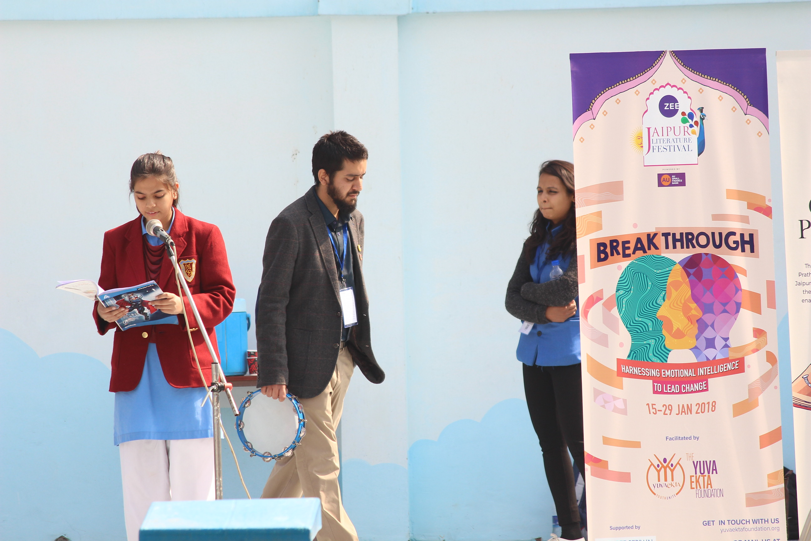 JLF Outreach Programme