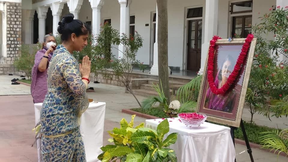 A Tribute to our Founder - H.H. Rajmata Saheba Gayatri Devi of Jaipur