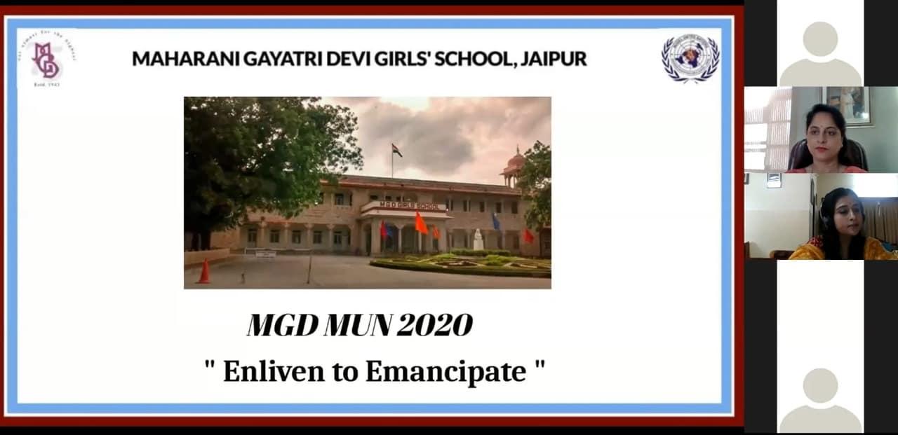 MGD MUN 2020