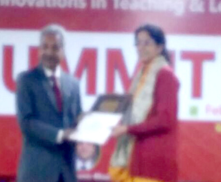Principals' Summit and Teachers' ExcellenceAward - 2018